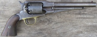 Remington New Model Army Revolver, #96756 -