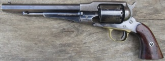 Remington New Model Army Revolver, #95982 -