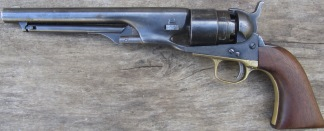 Colt Model 1860 Army Revolver, #144648 -