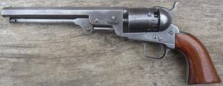 Colt Model 1851 Navy Revolver, #40769 -