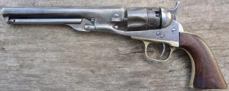 Metropolitan Arms Co. Police Model Revolver, #3429 -