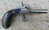 Dubbelpipig Slaglåspistol, Belgisk