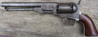 Colt Model 1851 Navy Revolver, #97136 -