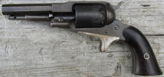 Remington New Model Pocket Revolver, #744 -