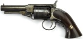 Charles Warner Pocket Model Revolver, #1294