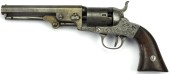 Manhattan Pocket Model Revolver London Pistol Company Variation, #1594
