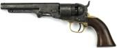 Colt Pocket Model of Navy Caliber Revolver, #1645