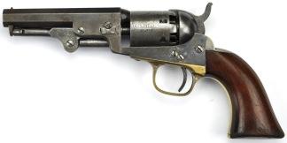 Colt Model 1849 Pocket Revolver, #190852 -