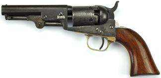 Colt Model 1849 Pocket Revolver, #69733 -
