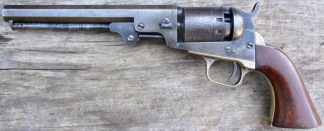 Manhattan 36 Caliber Model Revolver, #12754 -