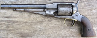 Remington Model 1861 Army Revolver, #5518 -
