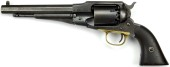 Remington New Model Army Revolver, #65825