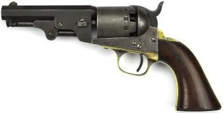 Manhattan 36 Caliber Model Revolver, #39670 -