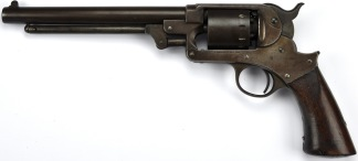 Starr Arms Co. Single Action Model 1863 Army Revolver, #28863 -
