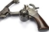 Starr Arms Co. Single Action Model 1863 Army Revolver, #28863