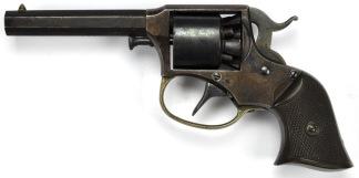 Remington-Rider Pocket Model Revolver, #297 -