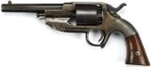 Allen & Wheelock Center Hammer Navy Revolver, #117