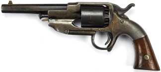 Allen & Wheelock Center Hammer Navy Revolver, #117 -