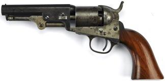 Colt Model 1849 Pocket Revolver, #125327 -