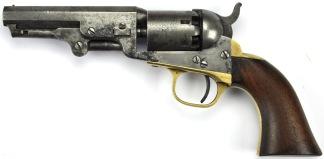 Colt Model 1849 Pocket Revolver, #303950 -