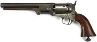 Colt Model 1851 Navy Revolver, #34806 -