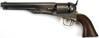 Colt Model 1861 Navy Revolver, #15779 -