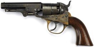 J. M. Cooper Navy Model Revolver, #13467 -