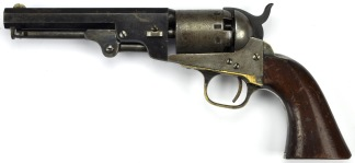 Manhattan 36 Caliber Model Revolver, #38781 -