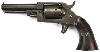 Protection Pocket Model Revolver, #450 -
