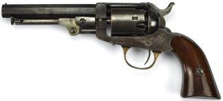 W. W. Marston Pocket Model Revolver, #1185 -