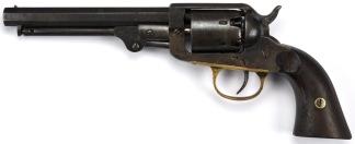 W. W. Marston Pocket Model Revolver, #9596 -