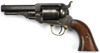 Whitney Pocket Model Revolver, #15341 -