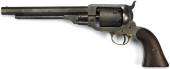 Whitney Navy Model Revolver, #4434