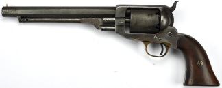 Whitney Navy Model Revolver, #8866 -