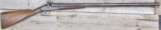 Engelskt slaglåshagelgevär, Mortimer 10 Gauge -