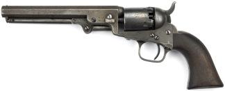 Colt Model 1849 Pocket Revolver, #6996 -