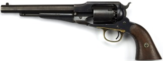 Remington New Model Army Revolver, #93139 -