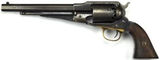 Remington New Model Army Revolver, #123742 -