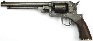 Starr Arms Co. Single Action Model 1863 Army Revolver, #23633 -