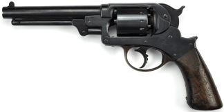 Starr Arms Co. Double Action Model 1858 Army Revolver, #7348 -