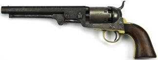 Belgisk Colt Model 1851 Brevete -