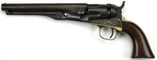 Colt Model 1862 Police Revolver, #26023 -