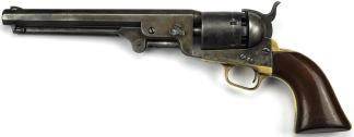 Colt Model 1851 Navy Revolver, #33874 -