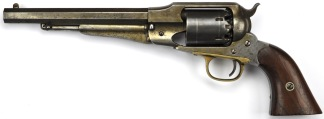 Remington New Model Army Revolver, #94236 -