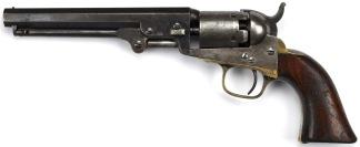 Colt Model 1849 Pocket Revolver, #181204 -