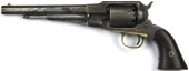 Remington New Model Army Revolver, #41837