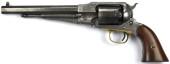 Remington New Model Army Revolver, #81129