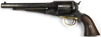 Remington New Model Army Revolver, #90336 -