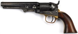 Colt Model 1849 Pocket Revolver, #284796 -