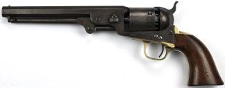 Colt Model 1851 Navy Revolver, #160177 -